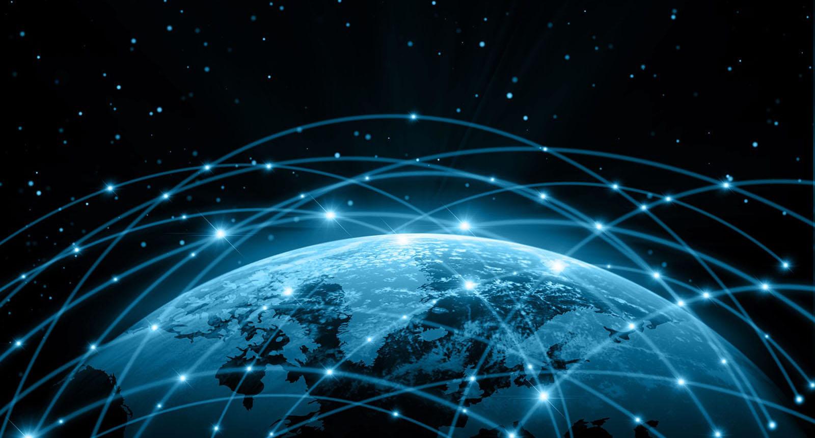 Россию отключили от мирового интернета